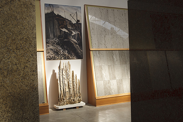 pavimenti in marmo travertino