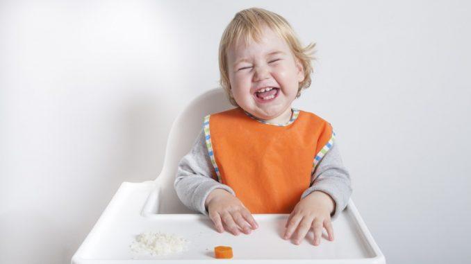 come scegliere un seggiolone per bambini